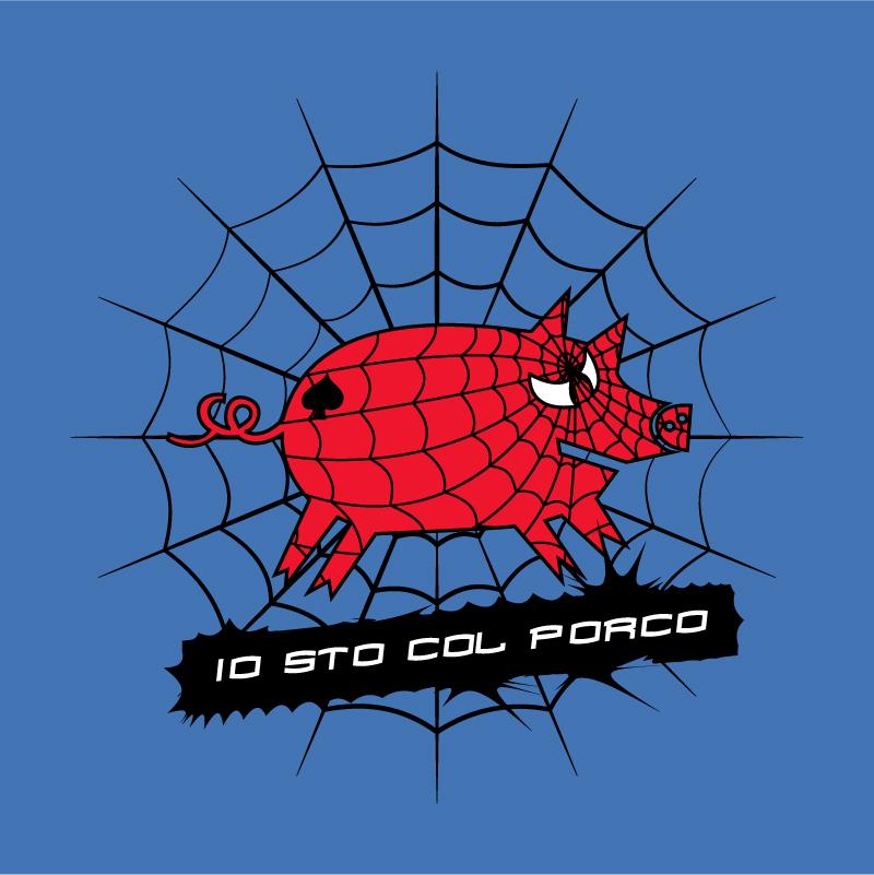 io sto col porco